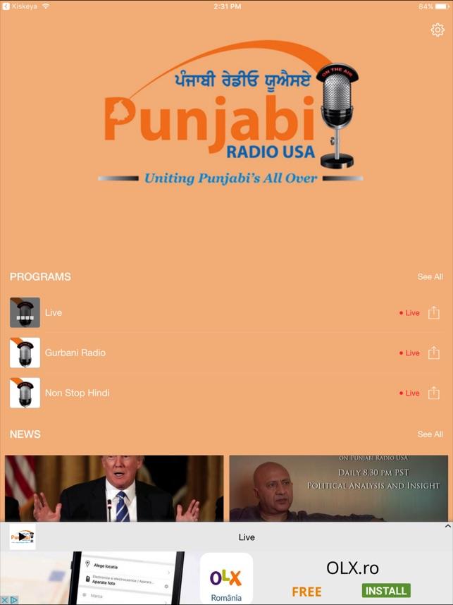 Punjabi Radio USA! on the App Store