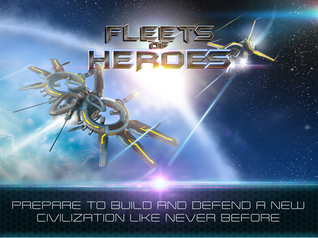 Fleets of Heroes 2.0 released for iOS and Android Today Image