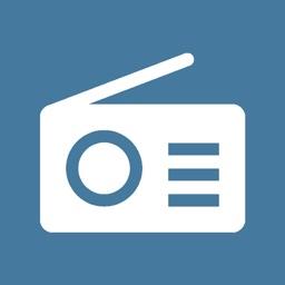 Music Radio player 24 hour/day