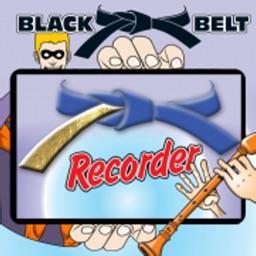BB Recorder Blue Belt App