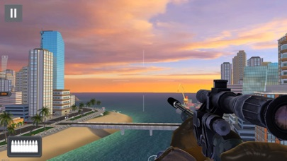 Screenshot for Sniper 3D: Fun Shooting Games in Israel App Store