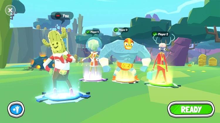 Super Mega Mini Party
