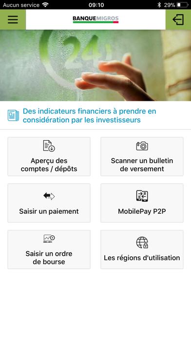 GRATUIT BANKING TÉLÉCHARGER E MIGROS
