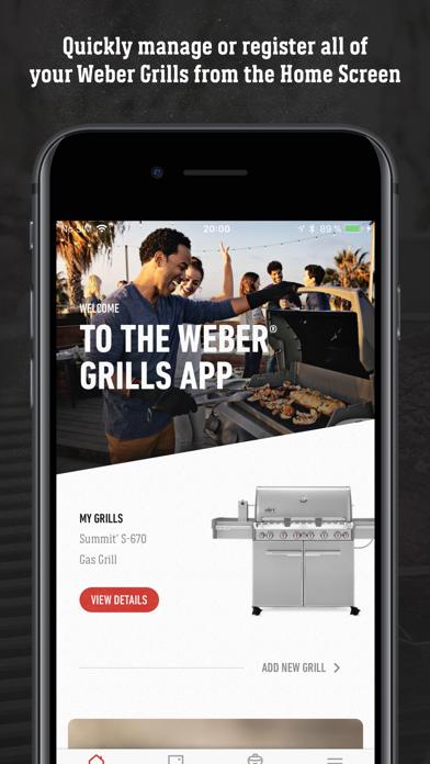 Weber Grills review screenshots