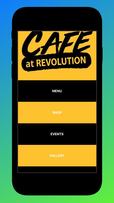 点击获取Cafe At Revolution