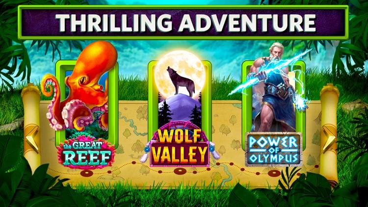 Slots on Tour - Wild HD Casino screenshot-3