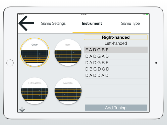 ‎Fret Trainer - Learn Fretboard Screenshot
