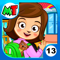 App Icon for My Town : Preschool App in Iceland App Store
