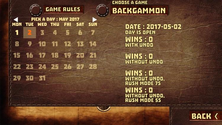 Backgammon 16 Games screenshot-3