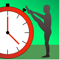 App Icon for PT Timer: Stretch & Exercise App in Denmark IOS App Store
