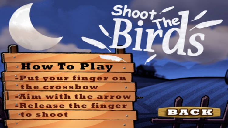 Shoot The Birds  LT