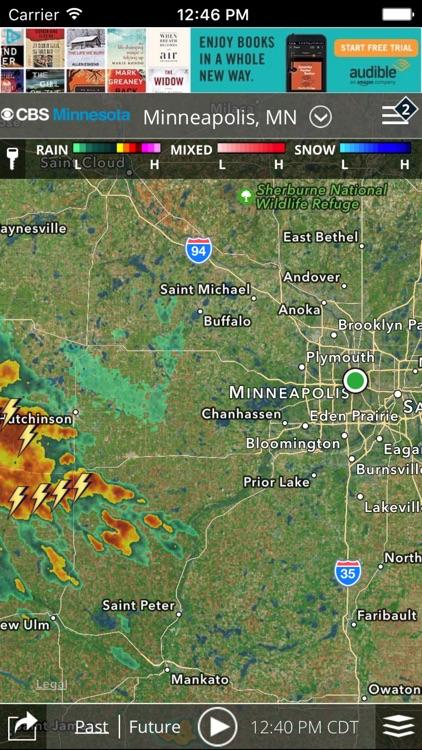 CBS Minnesota Weather screenshot-3