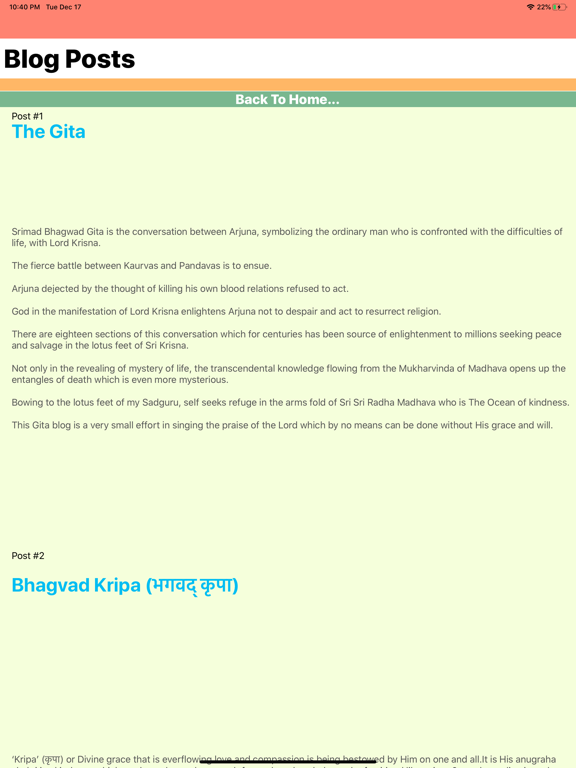 Bhagwat Gita App - Geeta Saar screenshot 7