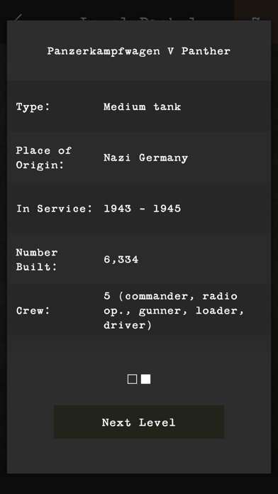 Guess the World War II Tank for windows pc