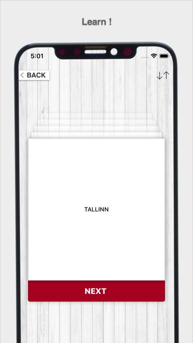 Screenshot for Flash Memory Cards in Australia App Store