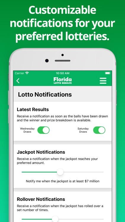 Florida Lotto Results screenshot-4