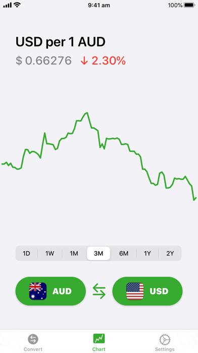Currency screenshot two
