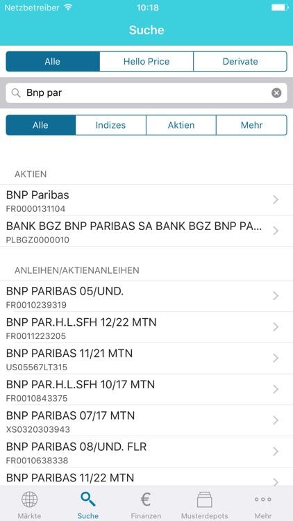 Hello Markets! Trading & Kurse screenshot-3