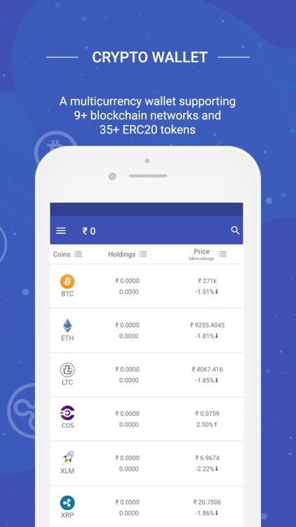 COSS Wallet screenshot-5