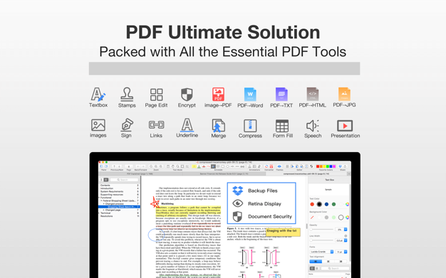 PDF Professional - Annotate,Sign 2.7.1 full