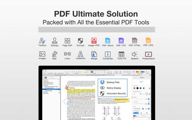 PDF Professional Screenshot
