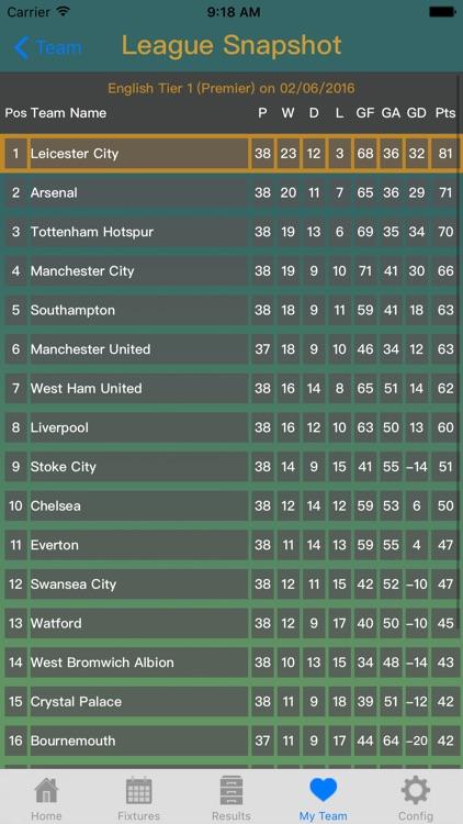 Football Buddy screenshot-4