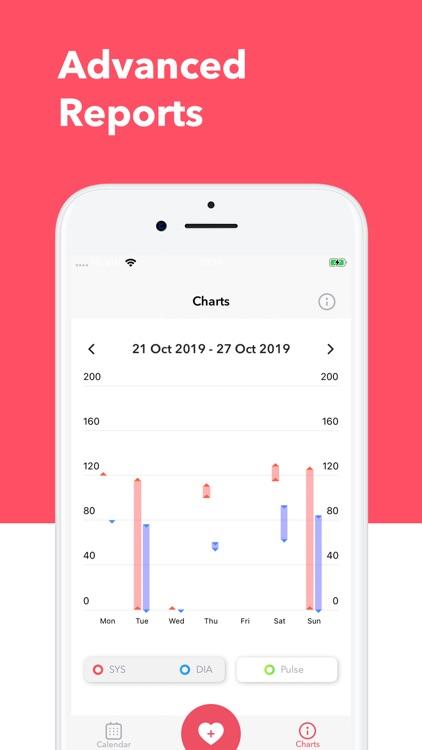 365Pulse™ and Blood Pressure screenshot-4