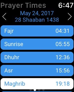 Ramadan Times 2019 on the App Store