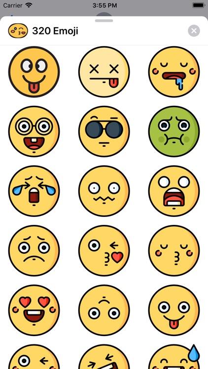 320 Emoji