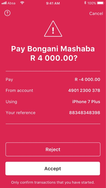Absa Banking screenshot-7