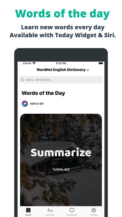 Define: Universal Dictionary