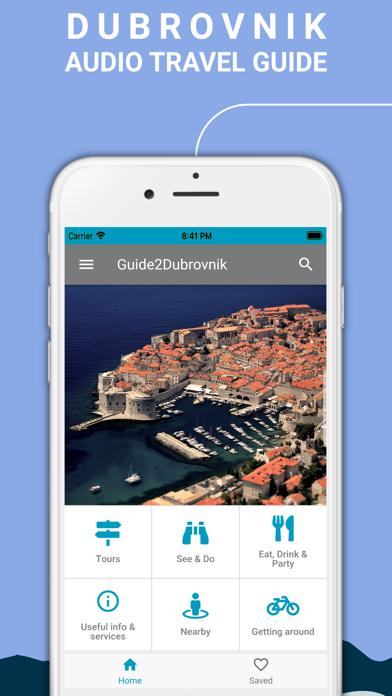Guide2Dubrovnik - Audio Guide screenshot 1