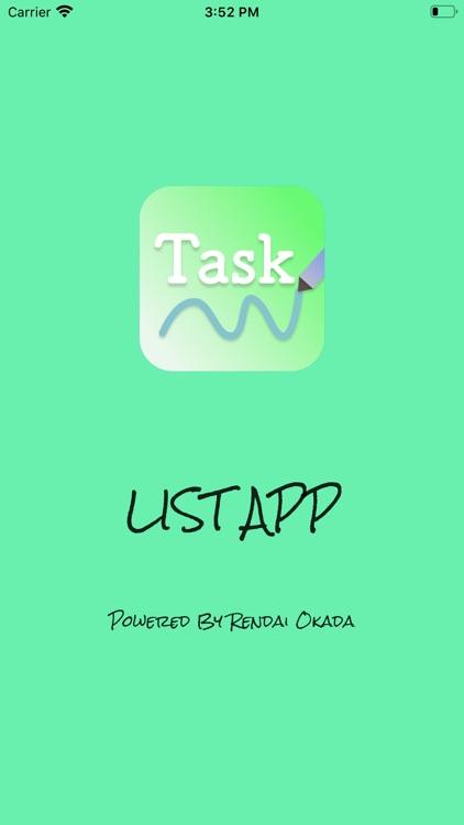 ListApp -TODO Task Manager- screenshot-3