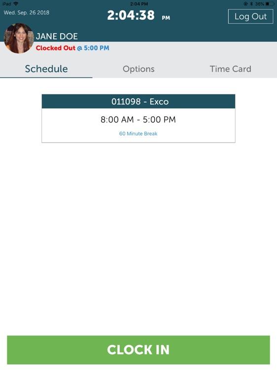 APS Tablet App