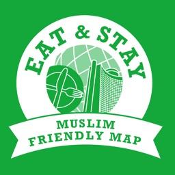 OSAKA MUSLIM&VEGETARIAN MAP