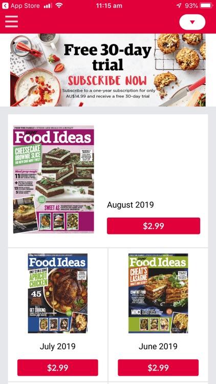 Super Food Ideas screenshot-4
