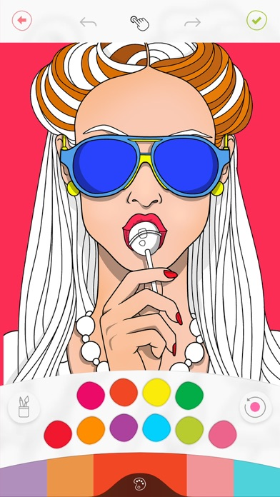 Descargar Colorfy: Paint Book & Games para Android