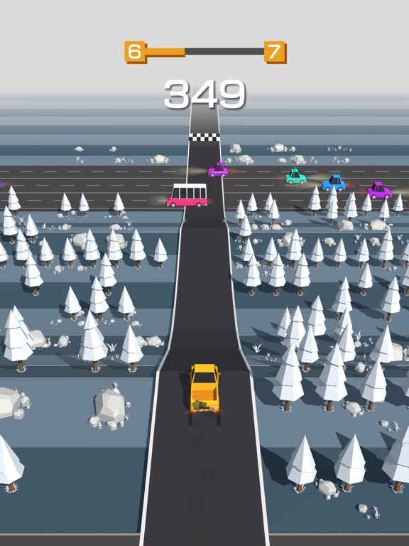 Traffic Run! screenshot 12