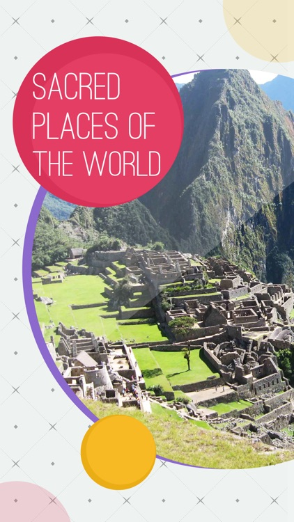 Sacred Places of the World