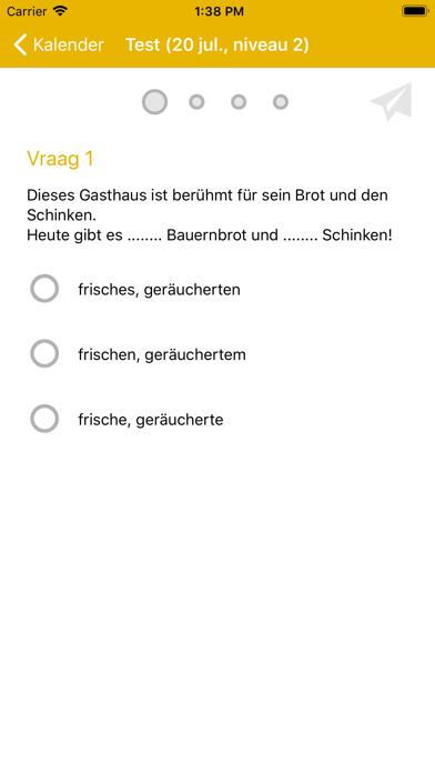 NU Beter Duits screenshot one