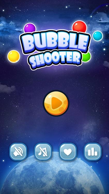 Bubble Shooter Classic Puzzle screenshot-3