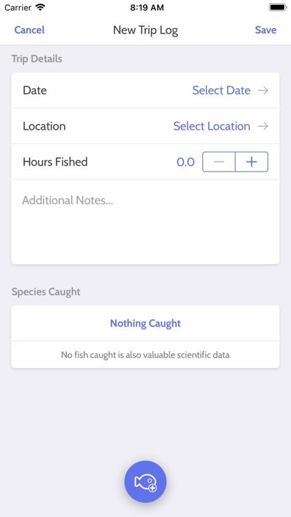 MyCatch by Angler's Atlas screenshot-5