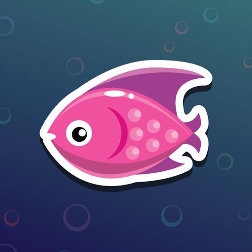 Sticker Me: Fish Sticker Pack