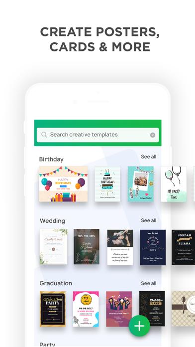 Invitation Maker- Make Invites Screenshot