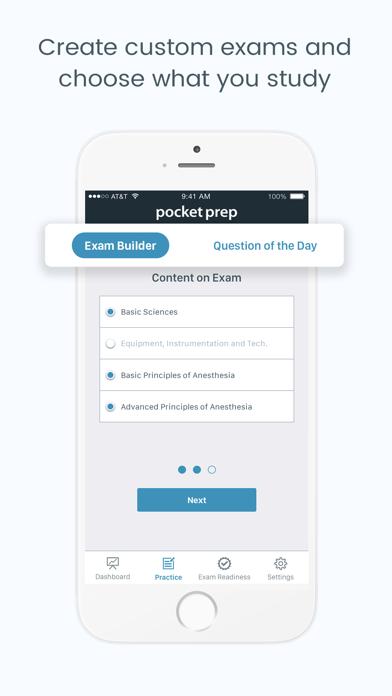 CRNA Pocket Prep Screenshot