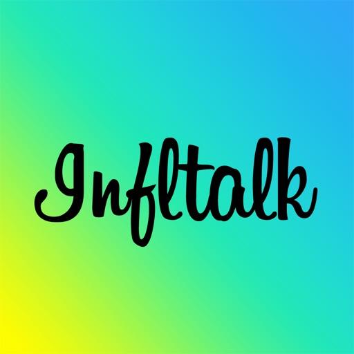 인플톡– 대한민국 최초 인플루언서 평가 커뮤니티 어플