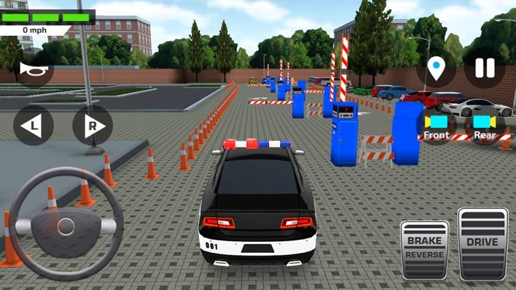 Driving Test Simulator Game screenshot-8