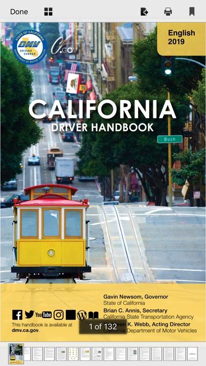 California DMV Test Prep screenshot-7