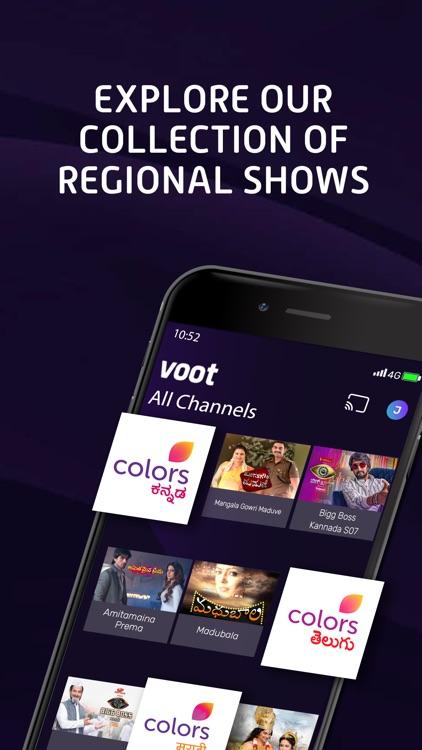 Voot screenshot-2