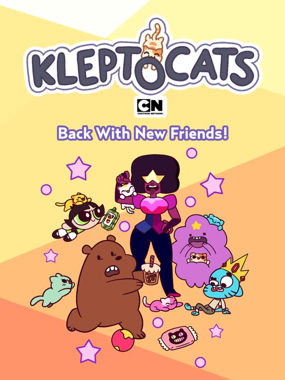 KleptoCats Cartoon Network screenshot 1